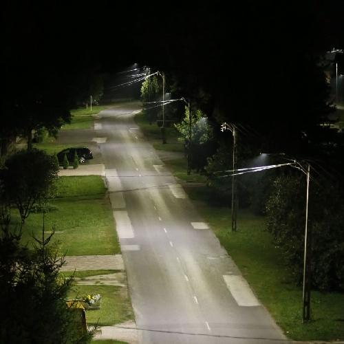 Network LED street lighting