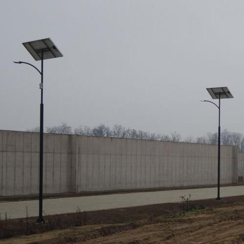 Nyíregyháza, EPC-Eco park solar lighting